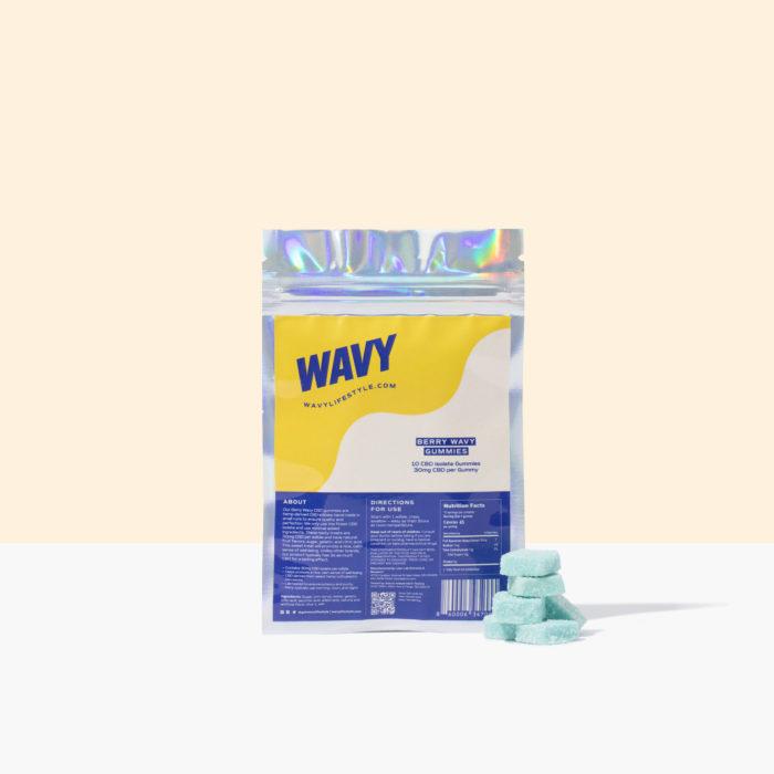 Berry Wavy Gummies | Wavy CBD