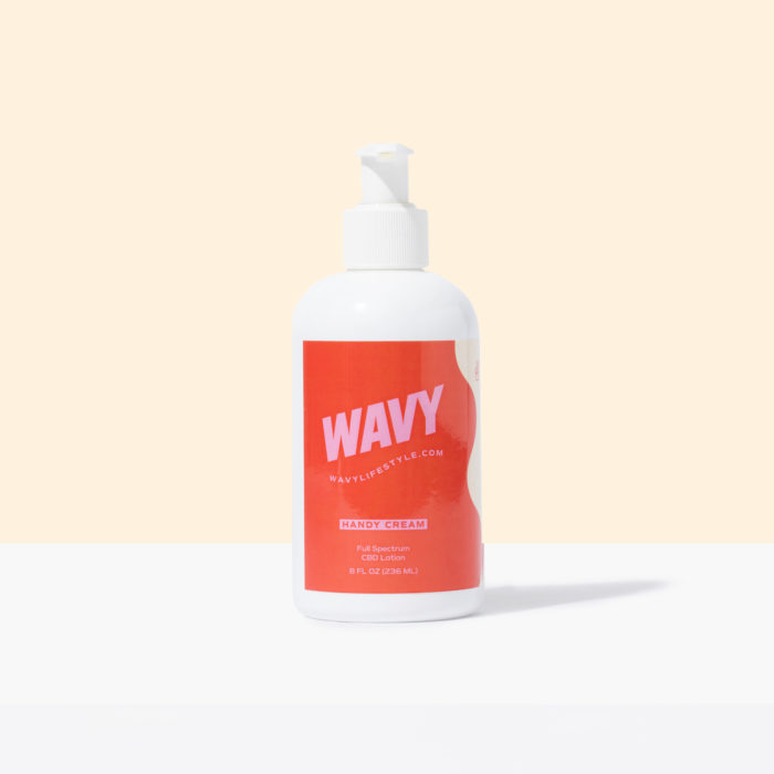 Handy Cream Lotion | Wavy CBD