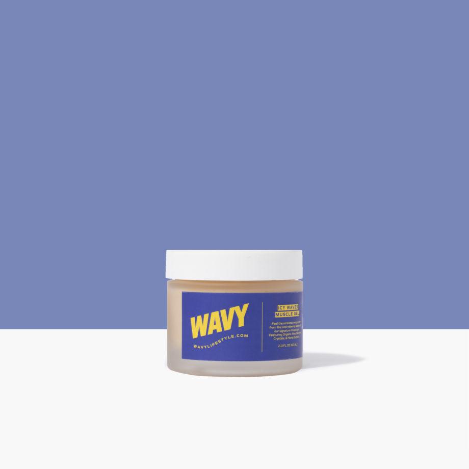 Wavy_Muscle Gel_Blue